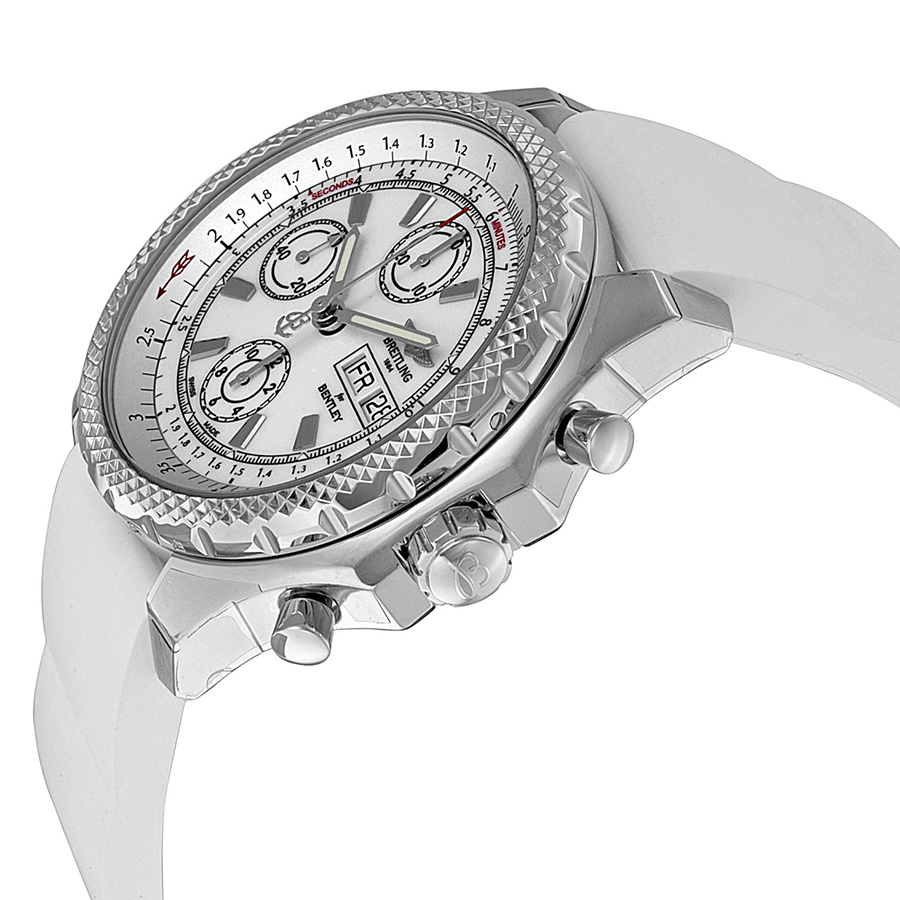 Breitling for Bentley GT II White Dial Copy Watches