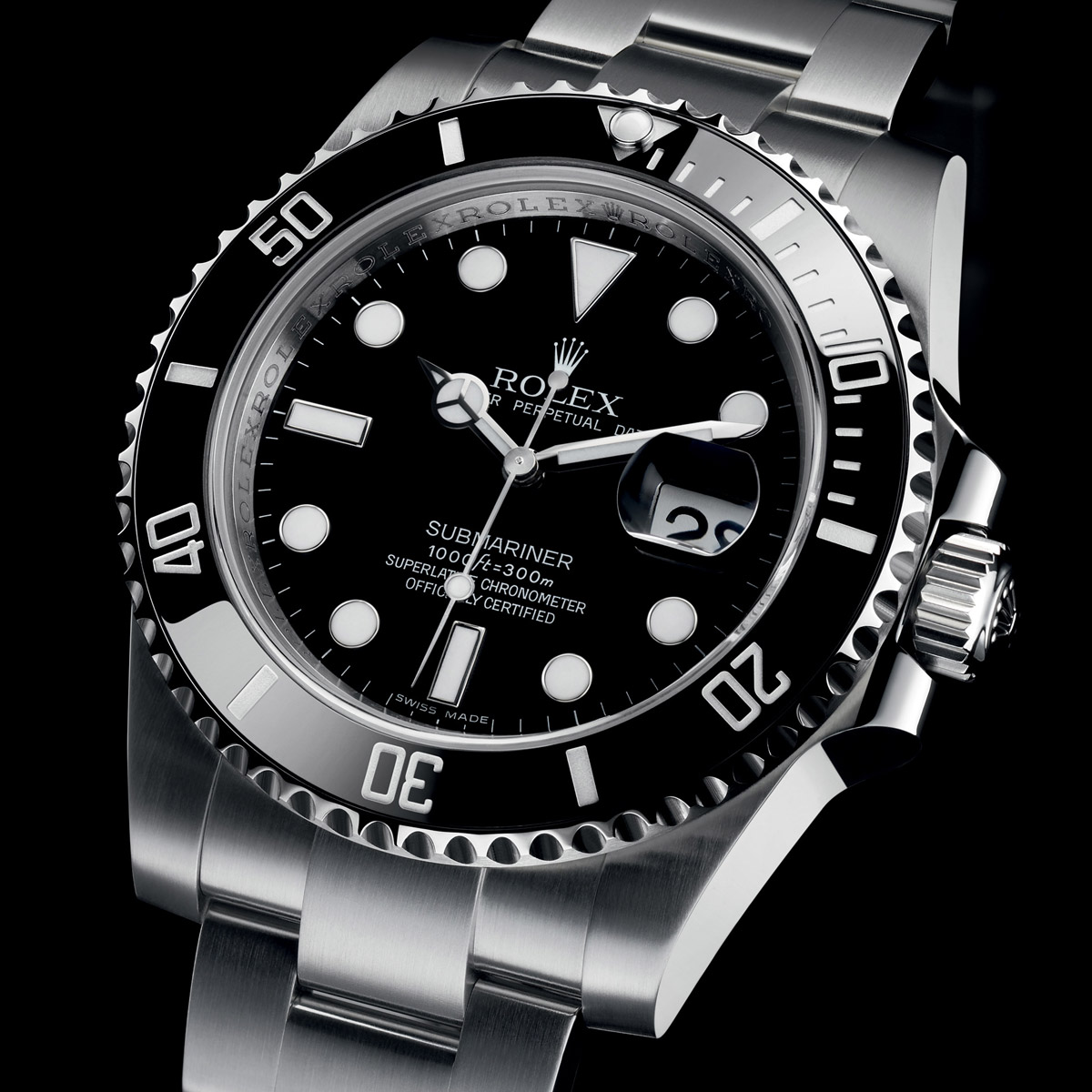 Rolex Oyster Perpetual Submariner Date replica
