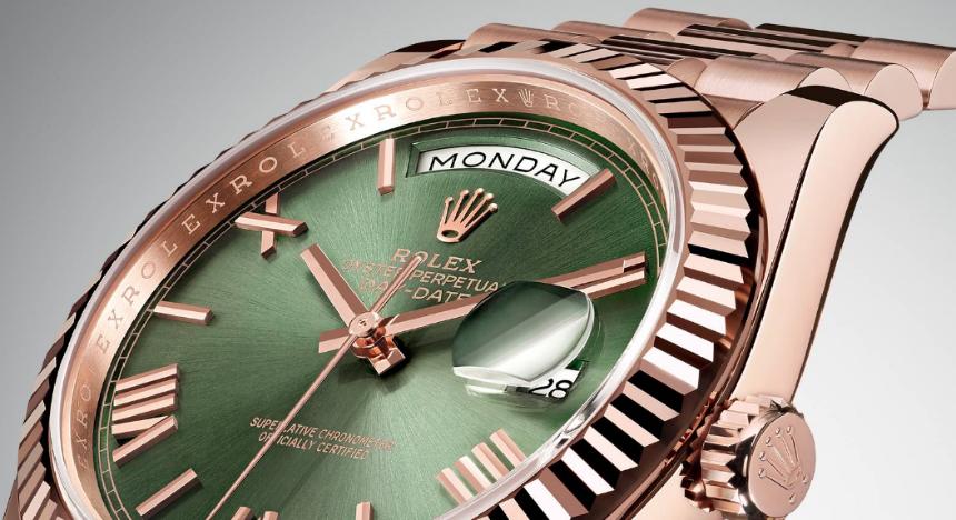 Rolex Day-Date 40 Watches replica