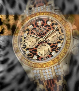 Glorious Diamond Rolex Cosmograph Daytona Replica Watches
