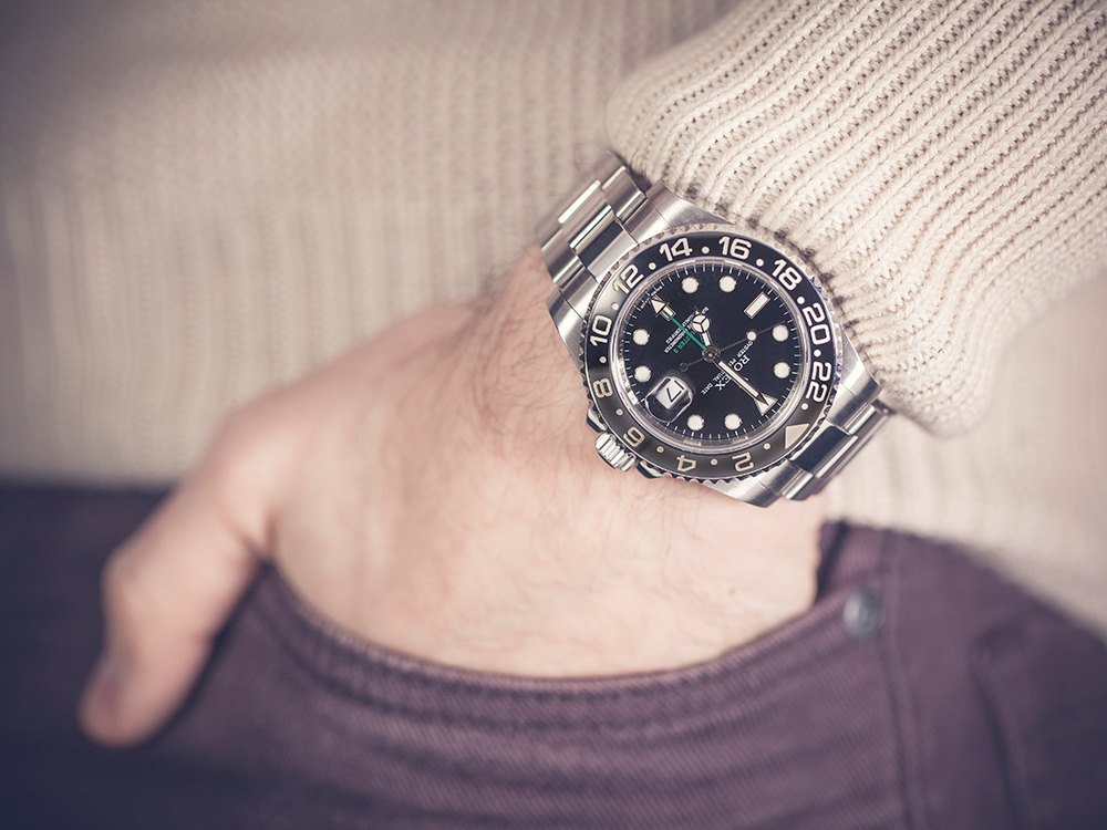 Copy Rolex GMT-Master II Watches-