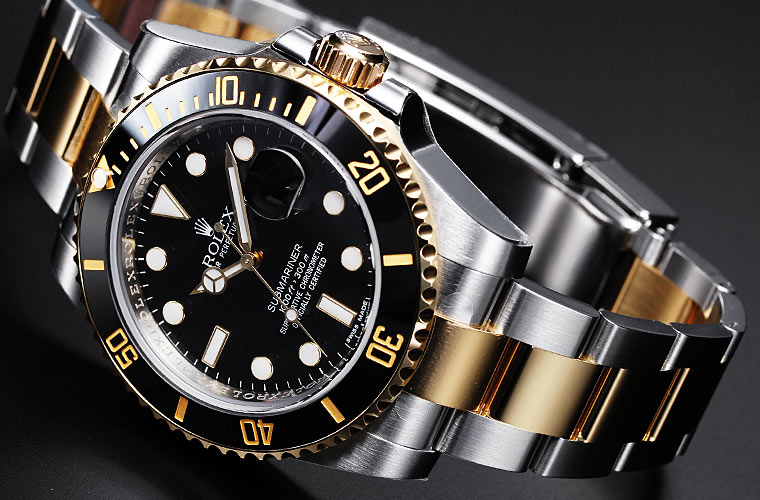 40MM Rolex Submariner Replica Watches