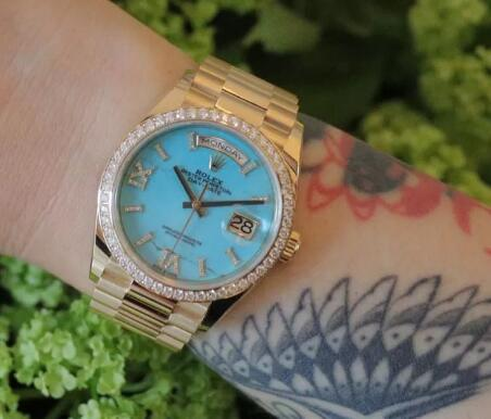 Many watch lovers consider Day-Date as their final goal.