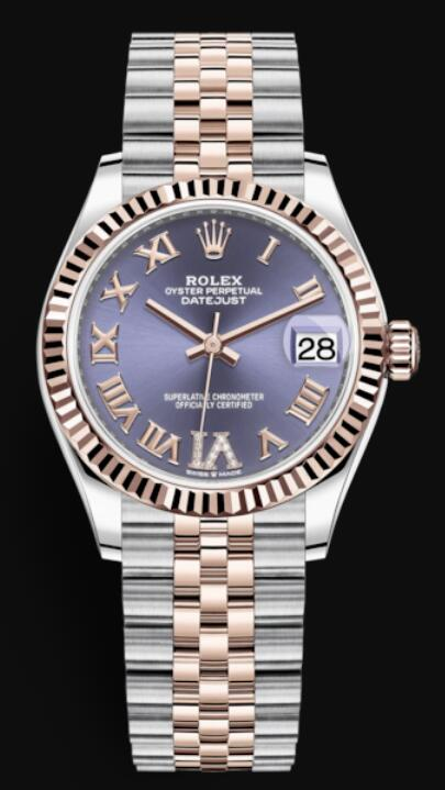 Swiss duplication watches are set with diamonds for VI.
