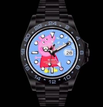 The cheap timepiece is limited to only 8 pieces.