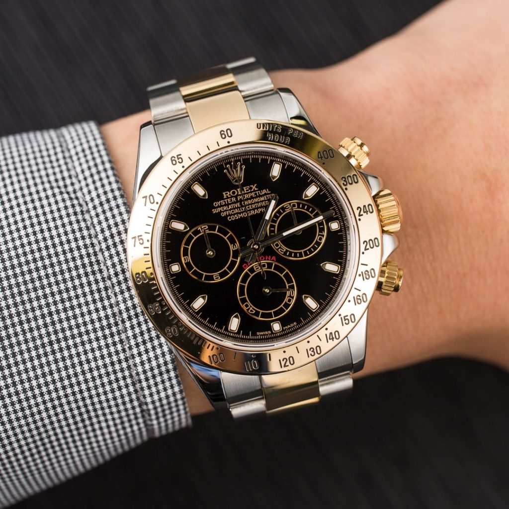 Rolex Daytona replica watches are with high performance.